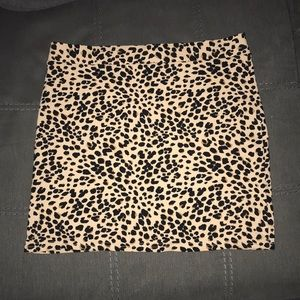 H&M Cheetah Print Mini